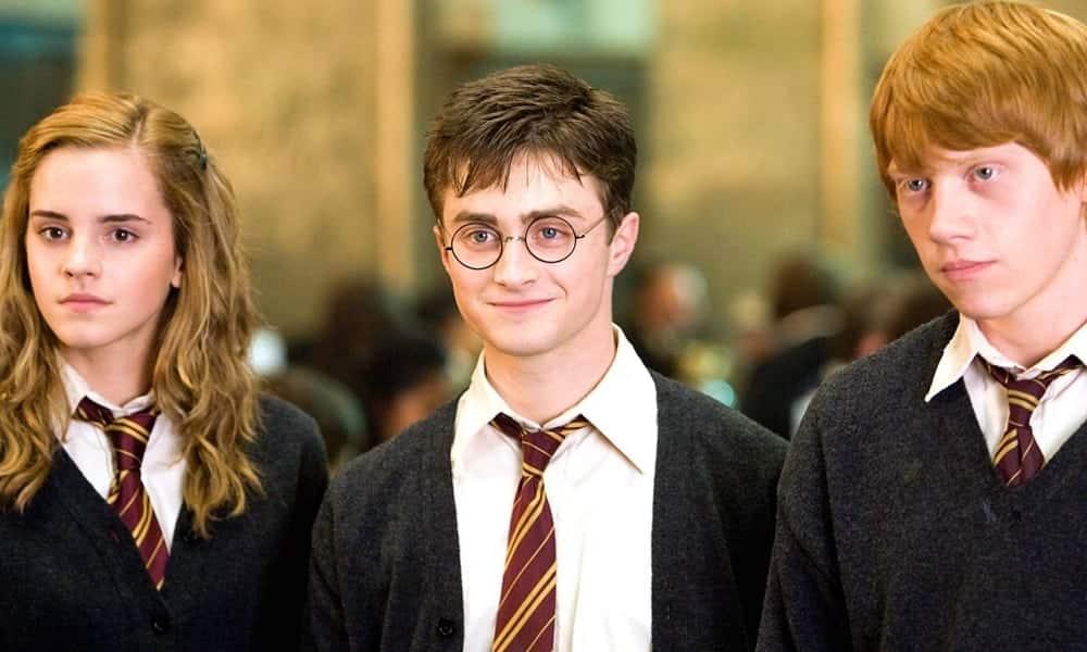 De quais filmes de Harry Potter são essas cenas? Só os fãs sabem dizer
