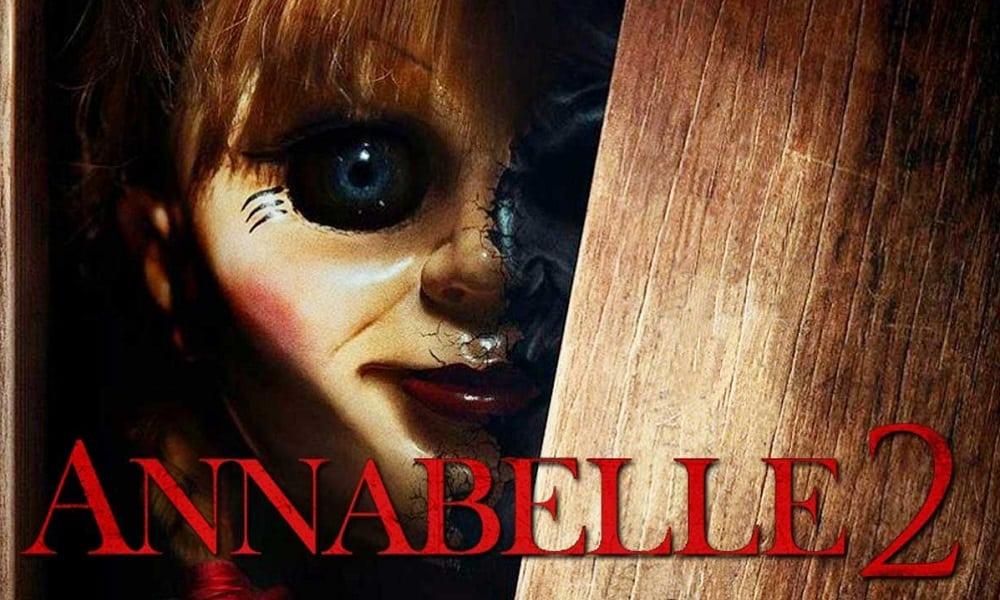 Annabelle 2: veja fotos e vídeo dos bastidores do filme