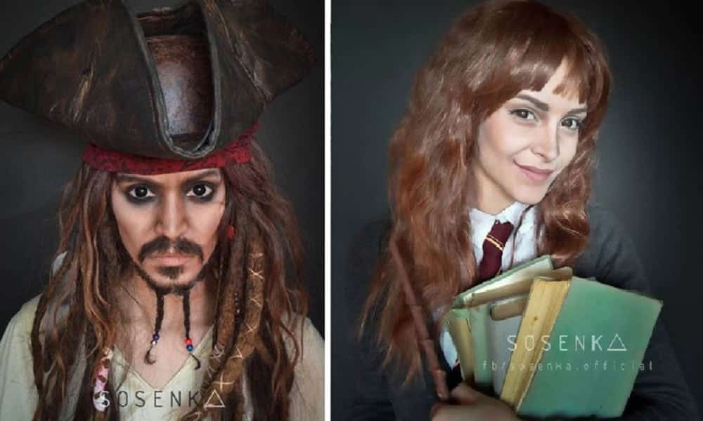 Conheça os cosplays perfeitos criados por essa maquiadora polonesa