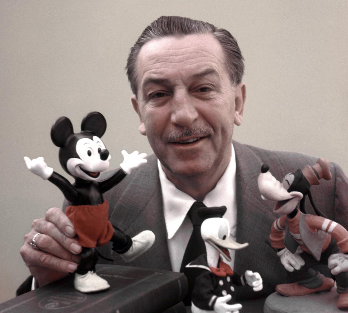Quem foi Walt Disney?