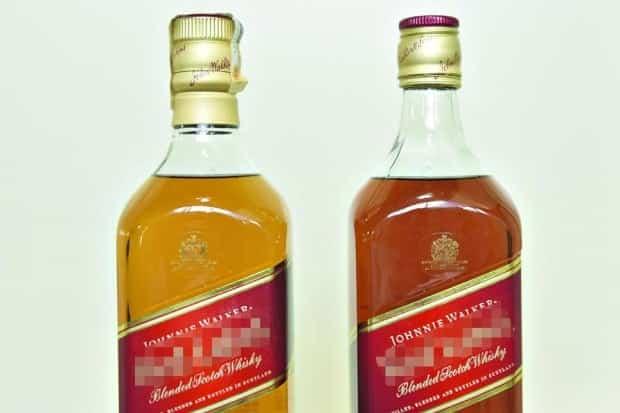 Como identificar se uma bebida é ou não falsa?