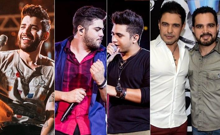 Qual o verdadeiro nome dos cantores dessas 10 duplas sertanejas?