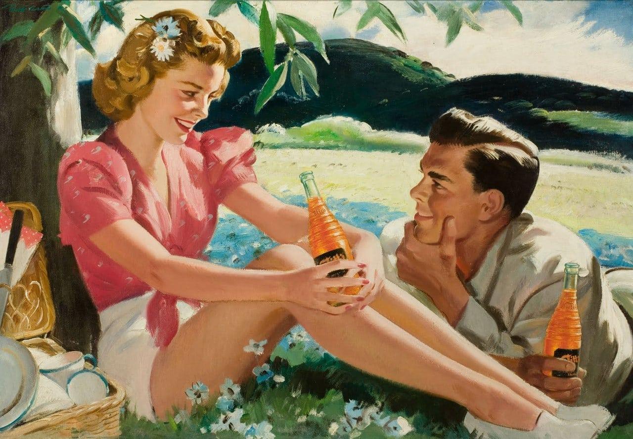 Como eram os namoros antigamente?