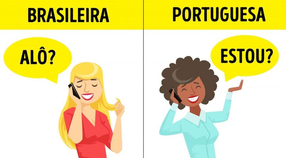 Expressões portuguesas de Portugal com significados diferentes no Brasil