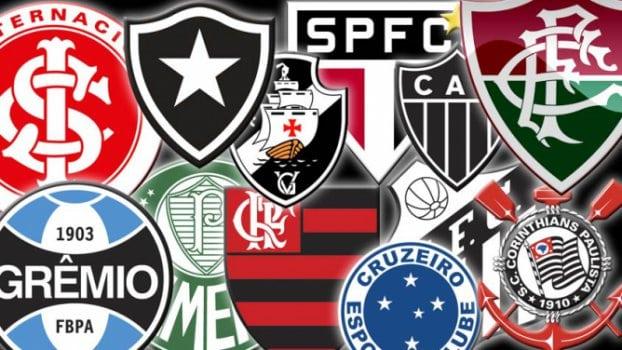 Qual time brasileiro tem mais títulos?