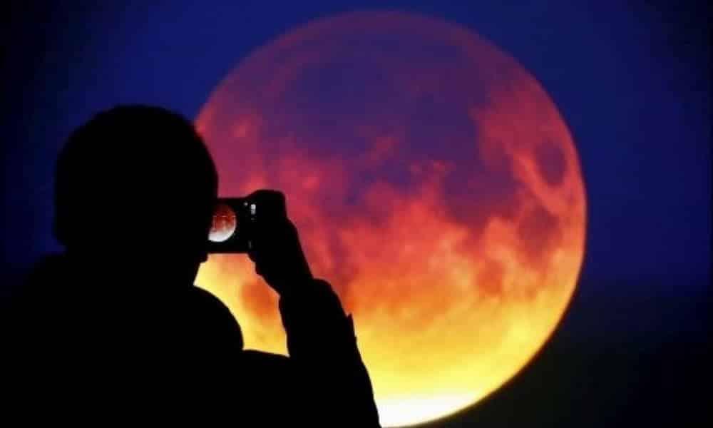 31 de janeiro terá Superlua, Lua Azul e Lua da Sangue na mesma noite