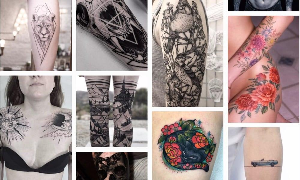 Google das tatuagens permite pedir para tatuadores do mundo inteiro desenharem sua próxima tattoo
