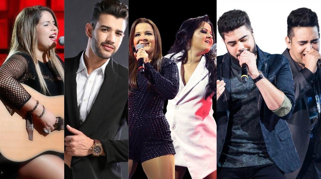 Quem são os cantores sertanejos mais bem pagos da atualidade?