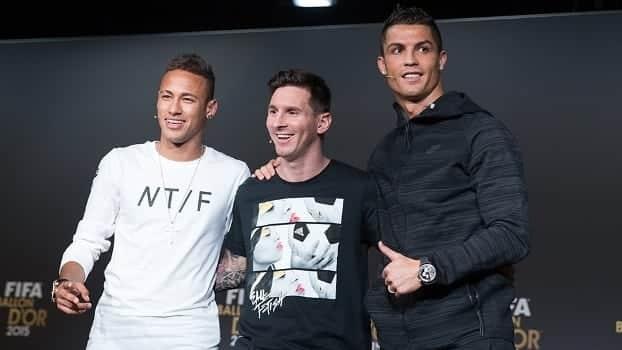 Quem são os jogadores de futebol mais bem pagos da atualidade?