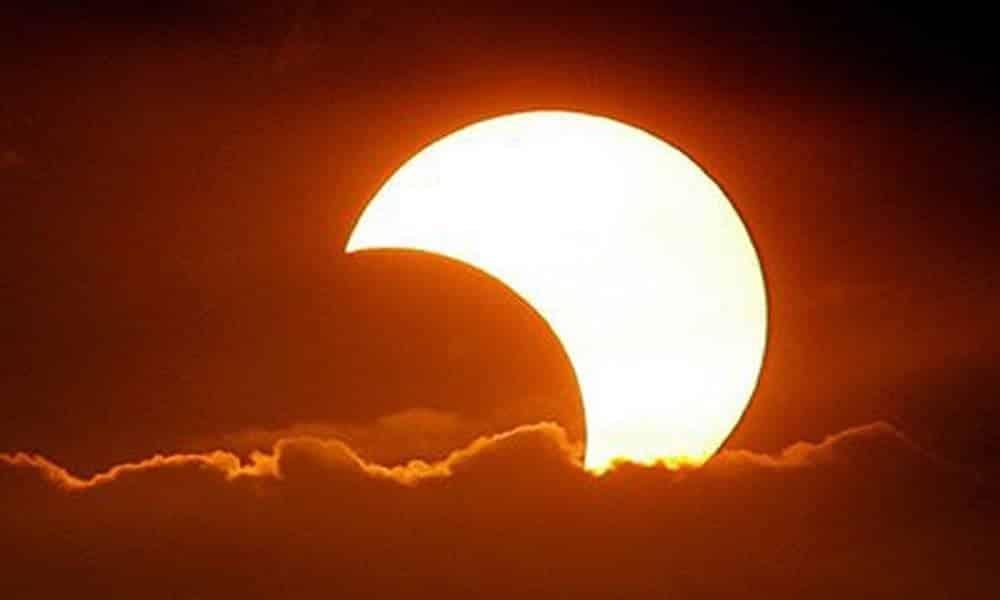 Eclipse solar do dia 15 de fevereiro será vista em 3 estados brasileiros