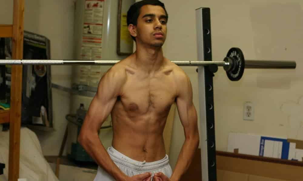 Dieta para definir abdomen e ganhar massa muscular