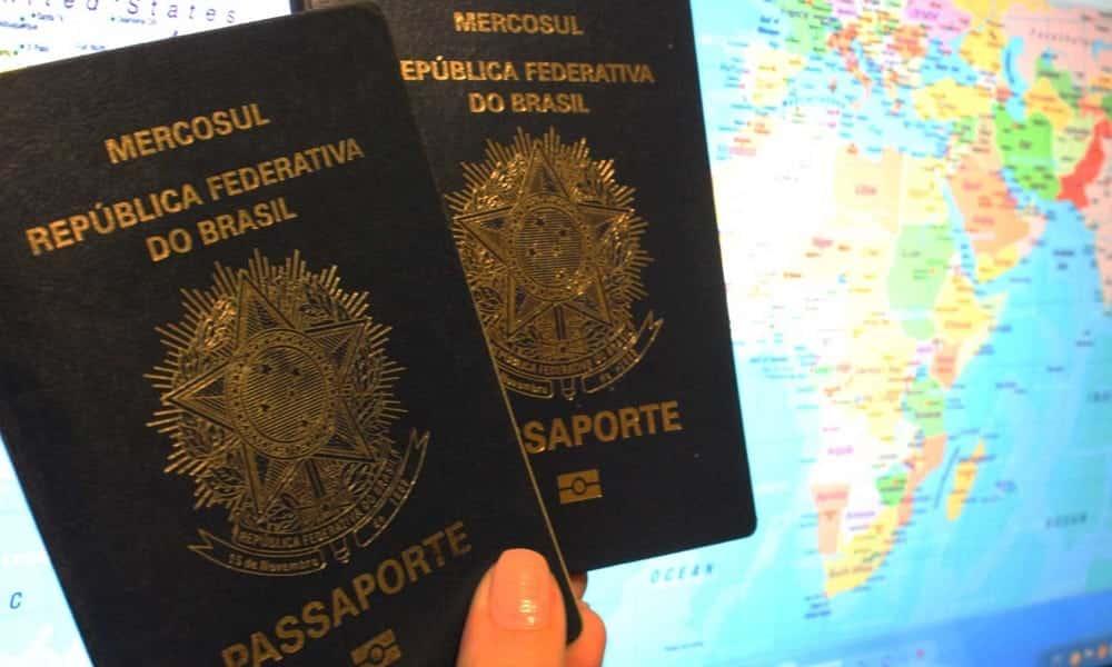 103 países para onde você pode viajar sem visto por ser brasileiro