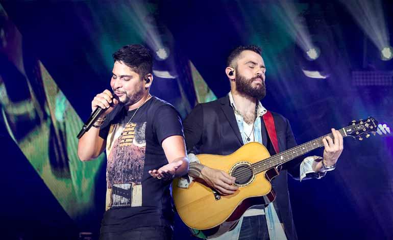 Sertanejos: os cantores mais bem pagos da atualidade