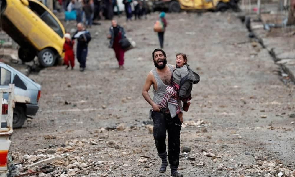 Imagens falsas de vítimas da Síria viralizam e comovem internet