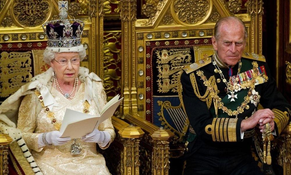 O discurso da Rainha Elizabeth, feito há 30 anos, para a 3ª Guerra Mundial