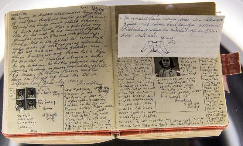 Livro O Di?rio De Anne Frank Pdf