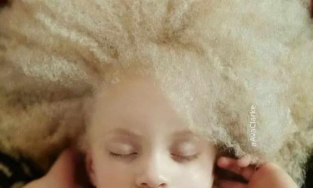 Conheça as 8 cores de cabelo mais raras do mundo