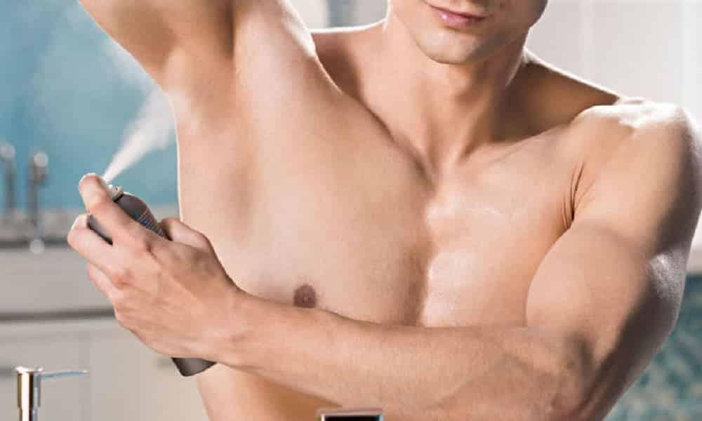 5 coisas que você pode fazer com seu desodorante e você não sabia