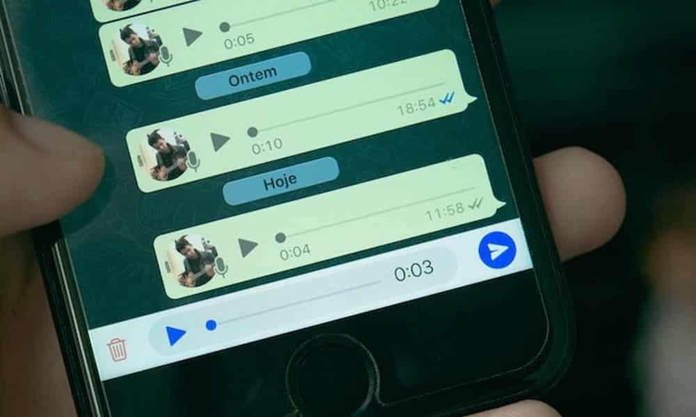 Como converter mensagem de voz em texto no WhatsApp