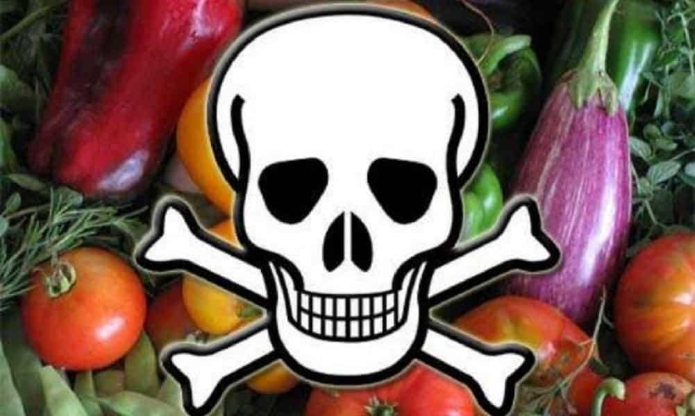 Alimentos com maior contaminação por agrotóxicos, segundo Anvisa