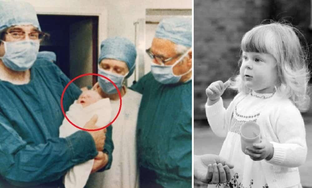 Como está a primeira bebê de proveta depois de 40 anos