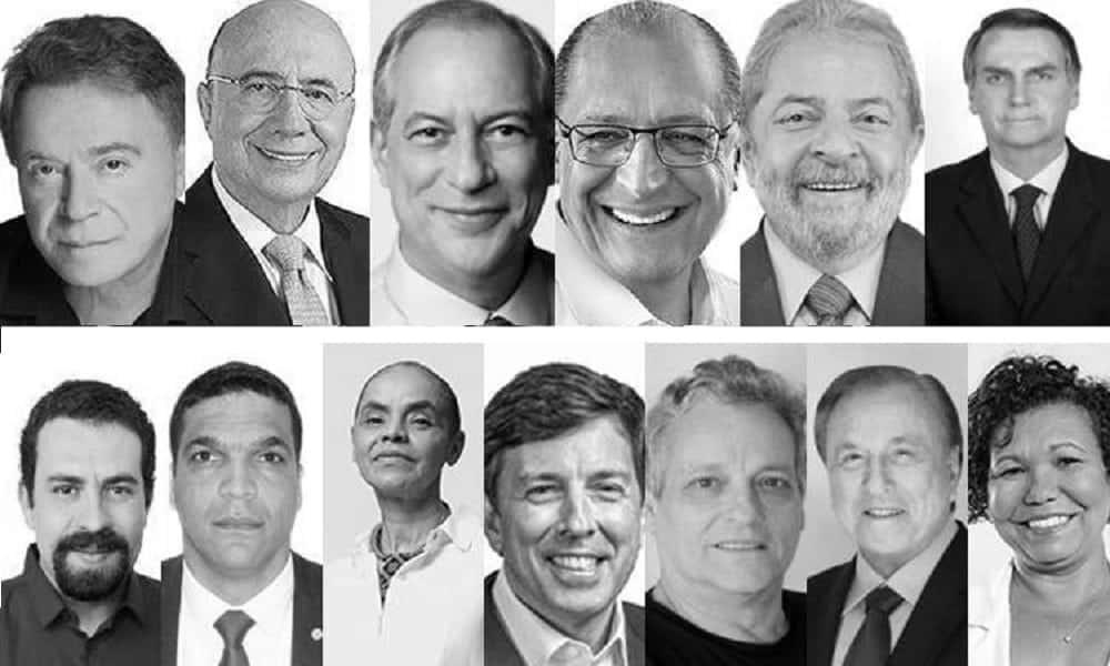 As propostas dos candidatos à Presidência da República em 2018