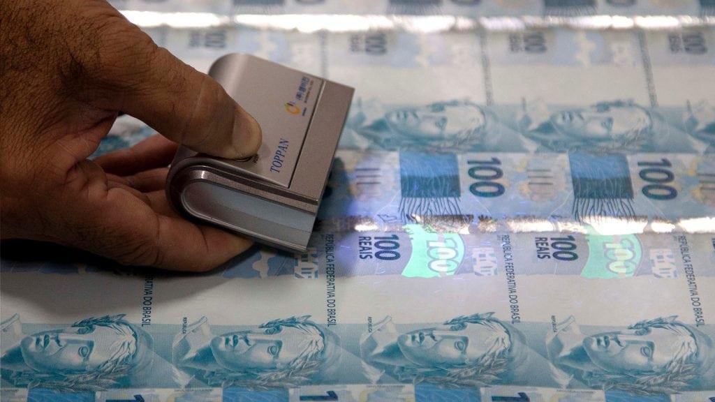 Como o dinheiro é fabricado?