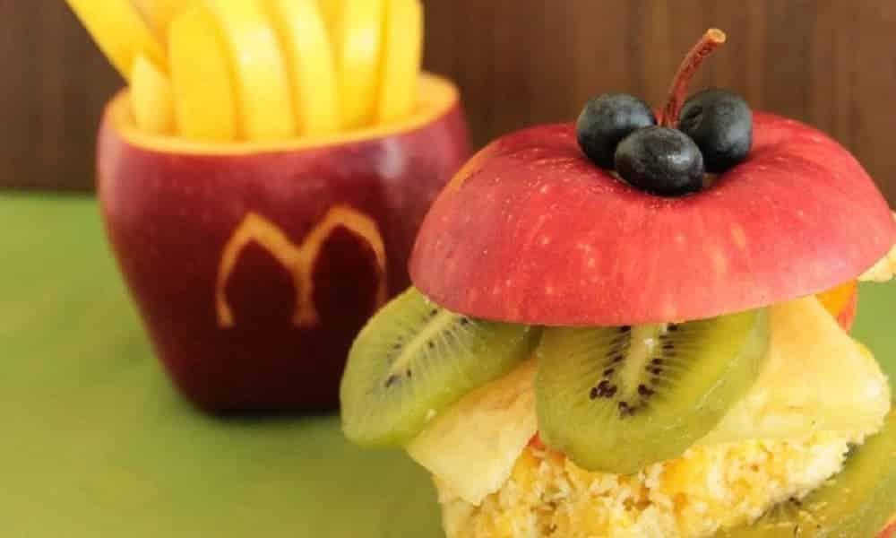 Frutas que engordam mais que fast food