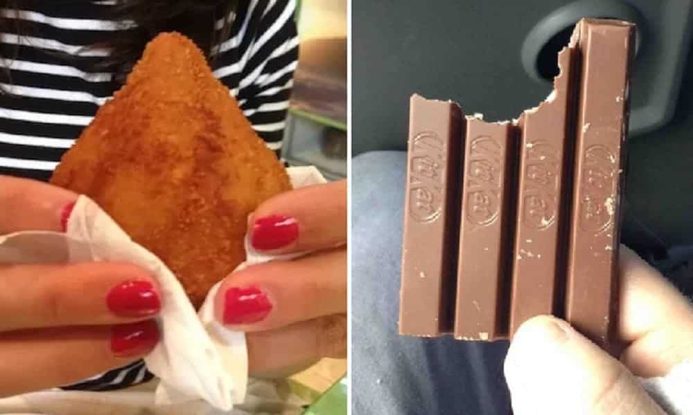 Coisas que você comeu errado durante a vida inteira e não sabia