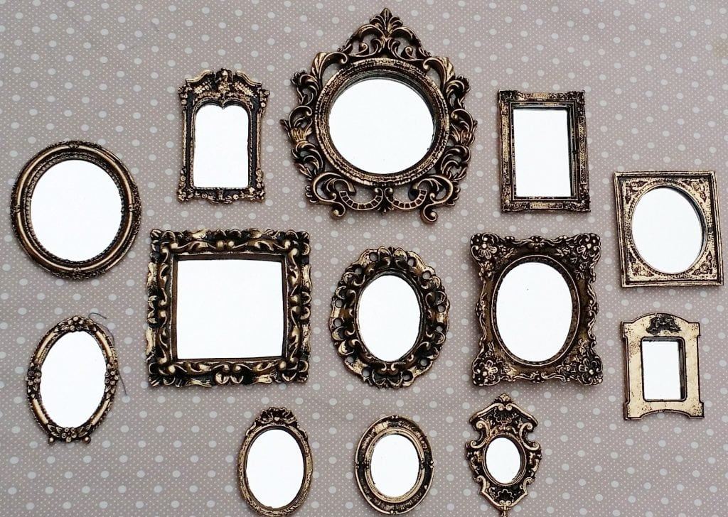 Como são feitos os espelhos?