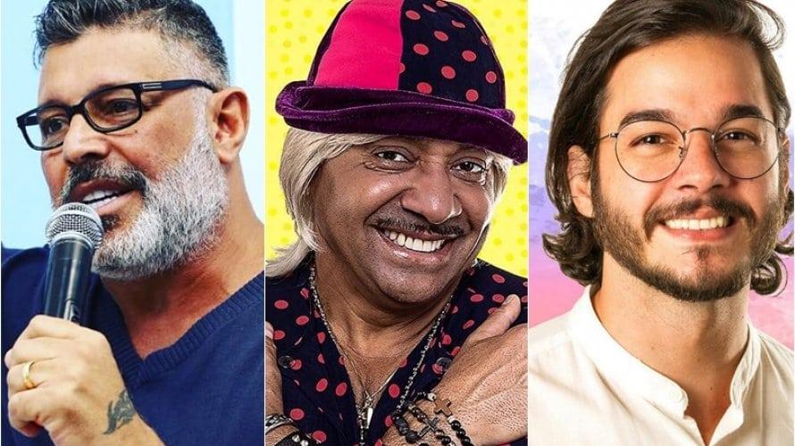10 famosos eleitos em 2018