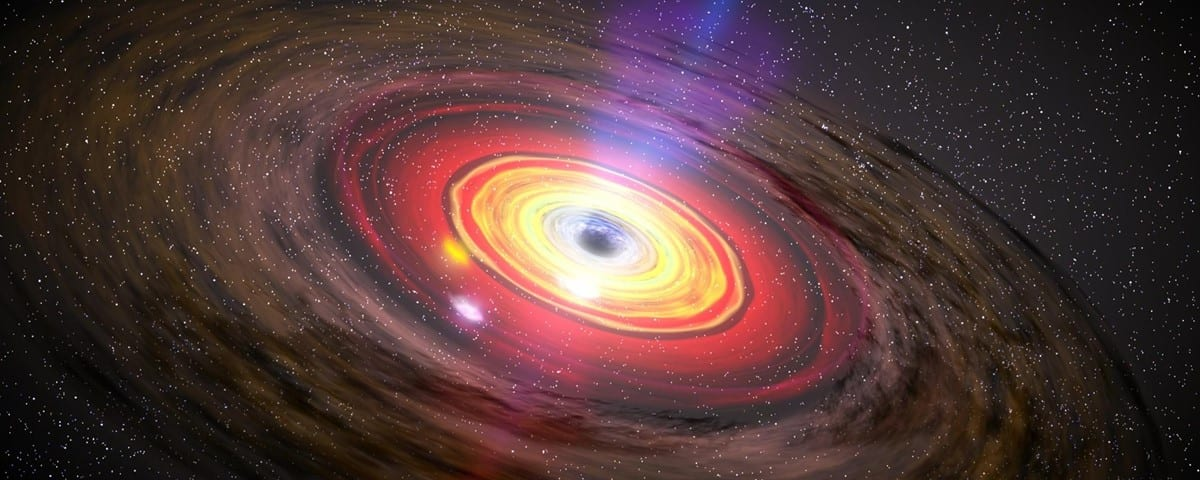 20 fatos sobre os buracos negros, sugadores de matéria interestelar