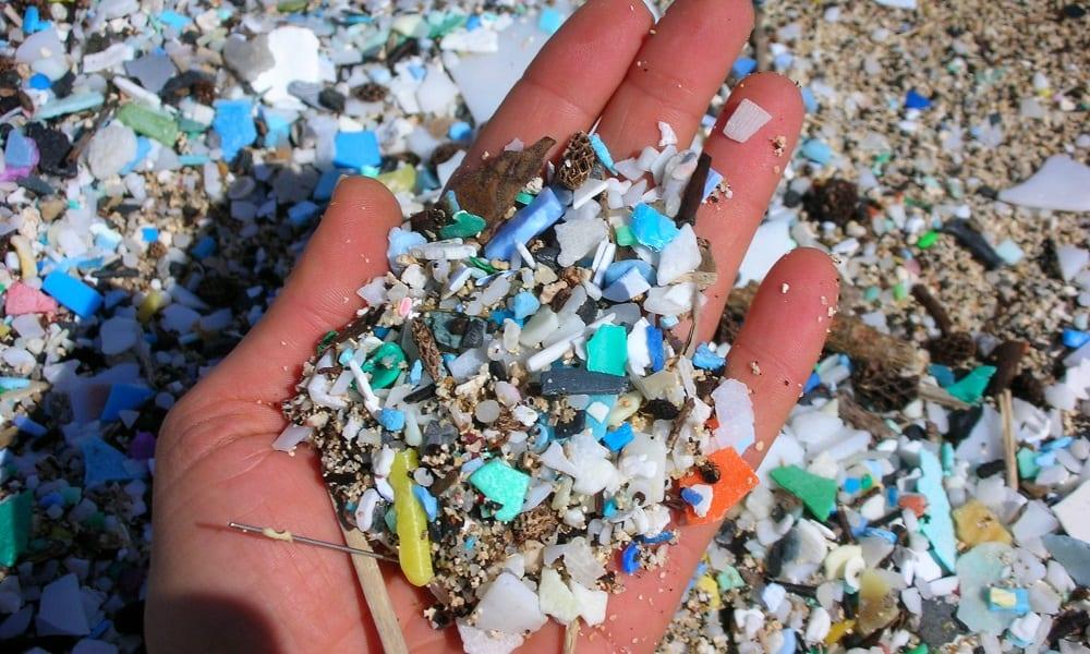 Podemos estar contaminados por microplásticos, assim como os oceanos