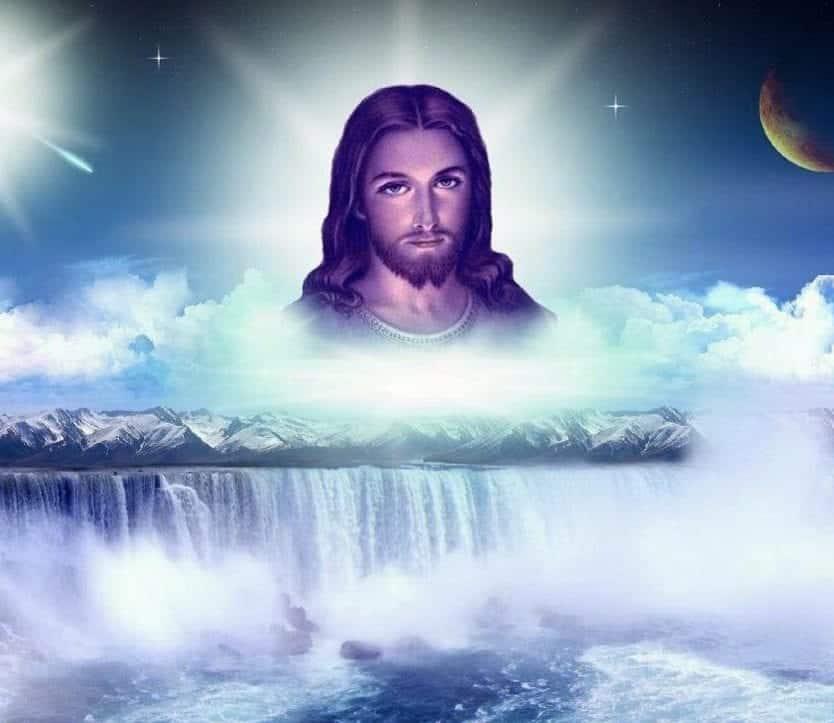 Ilustração de Jesus Cristo