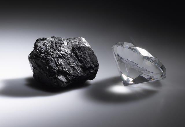 Qual é o material material mais duro do universo? [Não é o diamante]