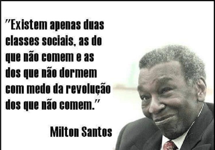 Quem foi Milton Santos, homenageado pelo Doodle do Google?