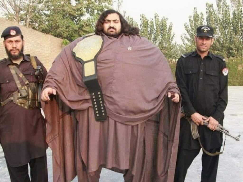 Sabia quem são os 10 povos mais obesos do mundo