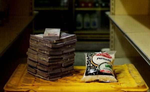 Veja os preços dos alimentos na Venezuela traduzidos em imagens