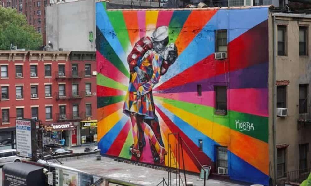 Tem Na Web - 10 grafiteiros brasileiros que fazem sucesso na gringa