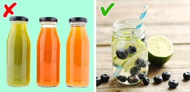 11 erros que cometemos em busca de uma alimentação saudável