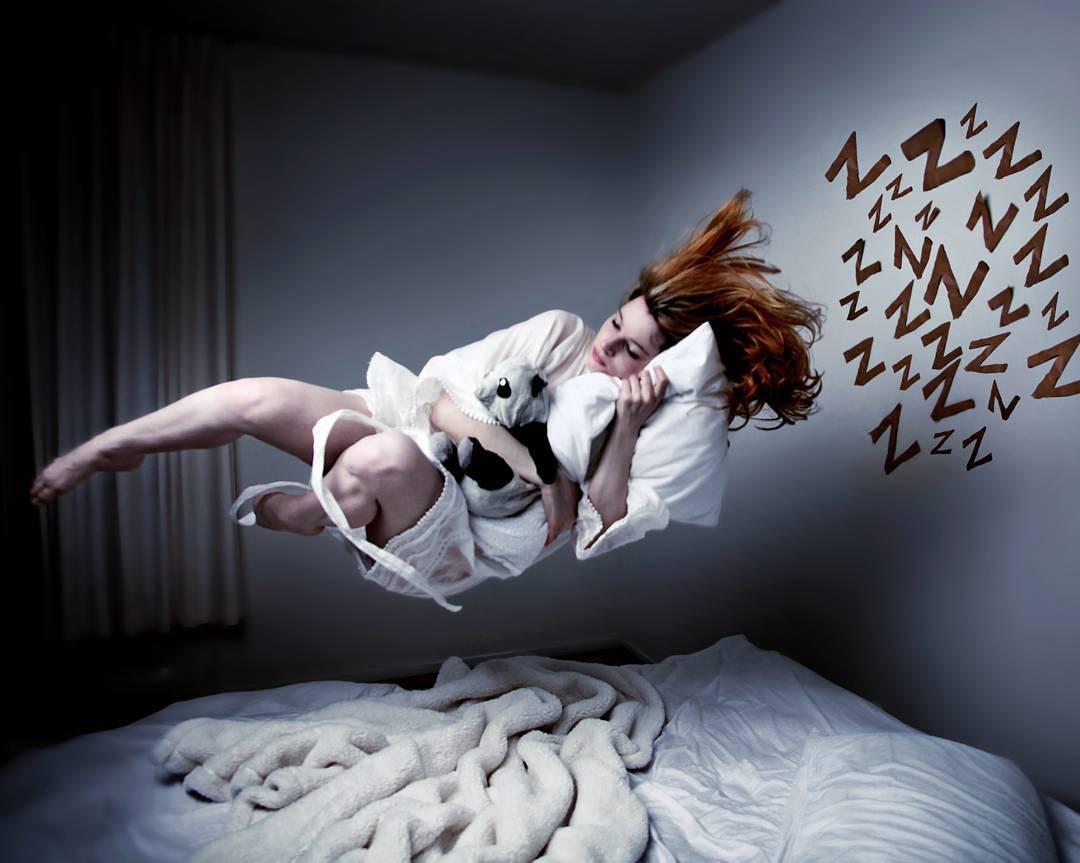 5 coisas que podem acontecer quando você está sonhando