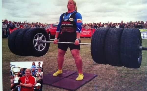 As 10 mulheres mais fortes do mundo dos últimos 100 anos
