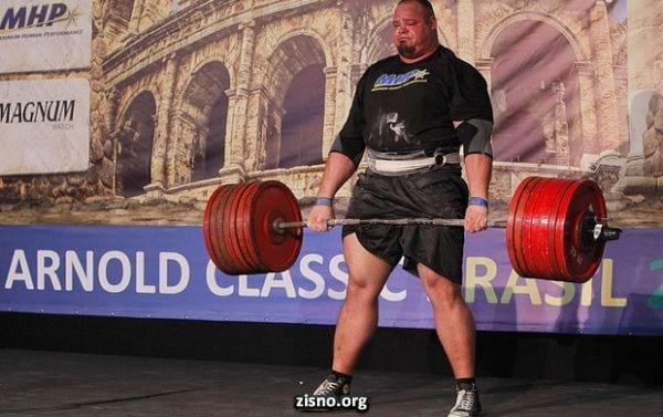 Conheça Brian Shaw, o homem mais forte do mundo atualmente