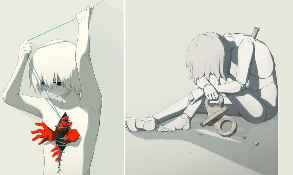Para refletir sobre a vida: 50 ilustrações poderosas para parar e pensar