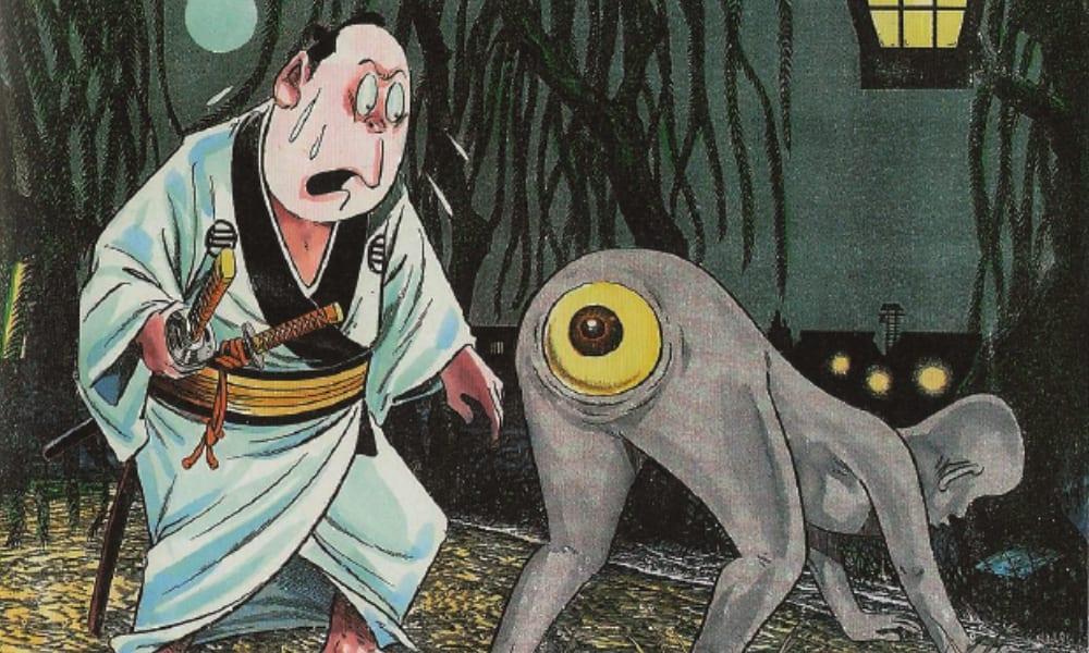 Estas são as 7 criaturas mais assustadoras da mitologia japonesa