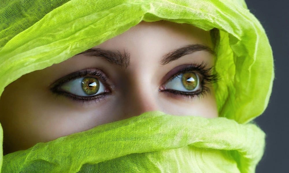 O que a cor dos olhos diz sobre a sua saúde?