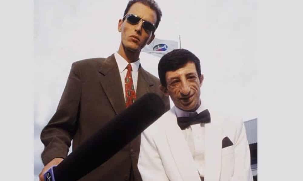 Por onde andam ET e Rodolfo, dupla de humoristas do SBT?