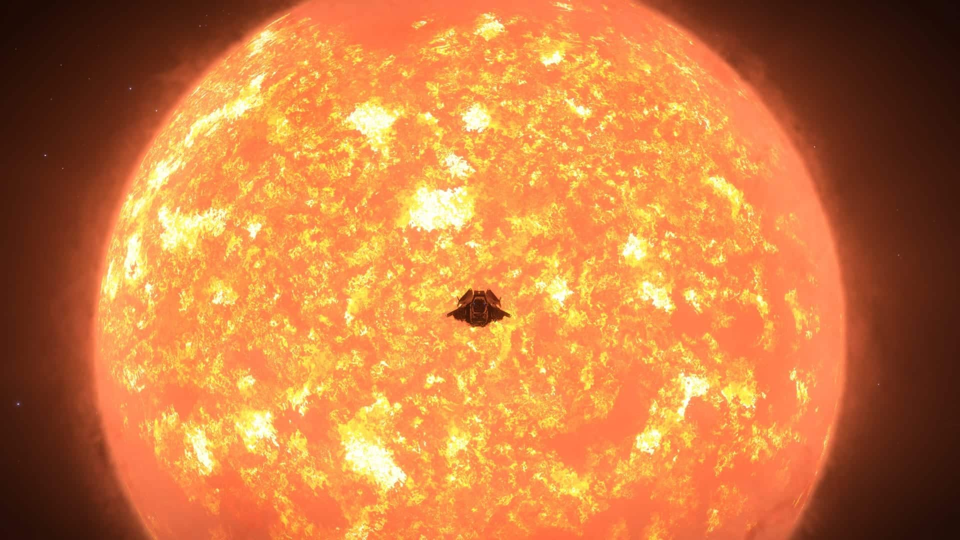 Qual é a maior estrela já encontrada em todo universo?