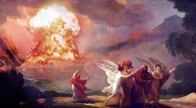 Sodoma e Gomorra existiram, e foram destruídas por meteoros