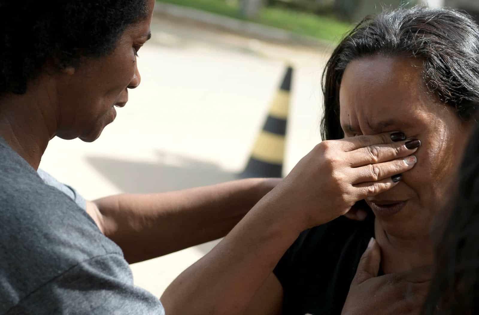 30 fotos que revelam o desespero da tragédia em Brumadinho